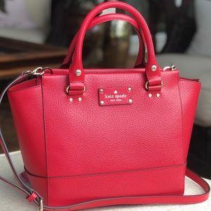 KATE SPADE small CAMRYN satchel